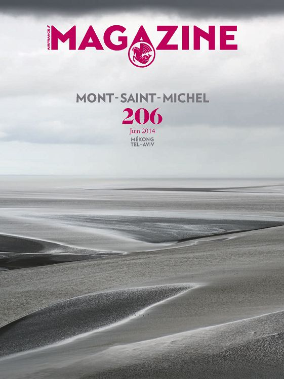 Air France Magazine – Juin 2014
