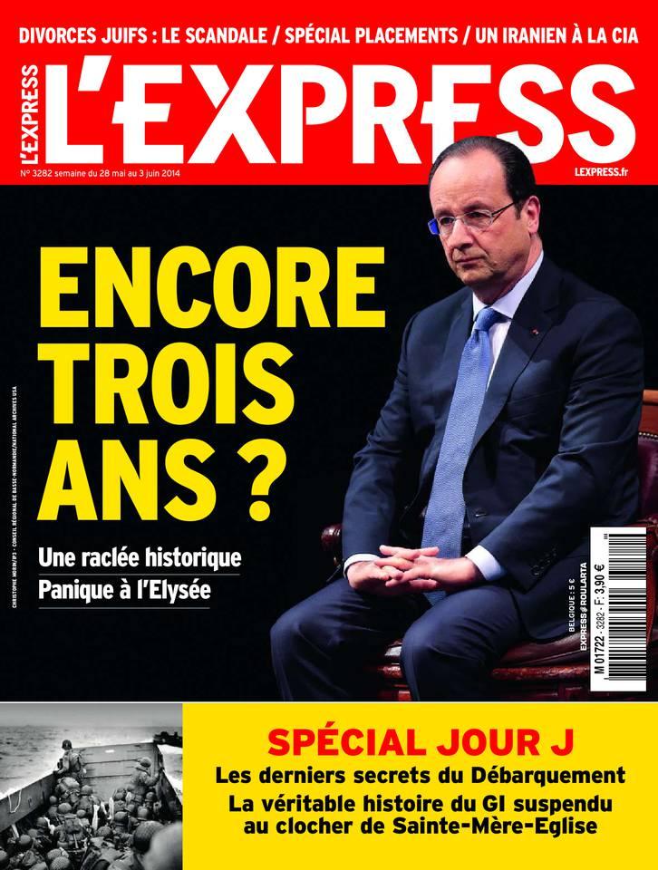 L'Express – 28 mai 2014