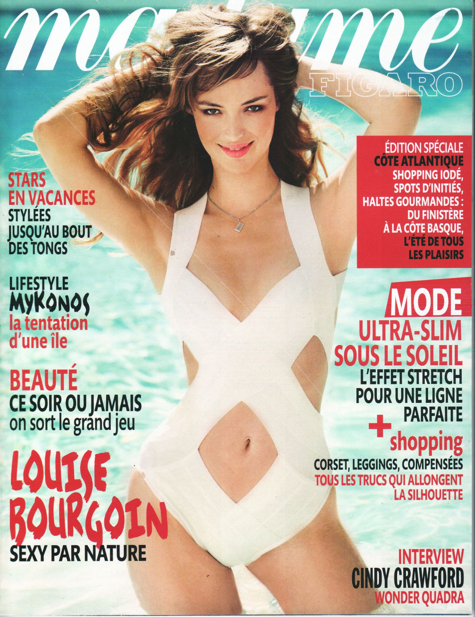 Figaro Madame n°20825 – Juillet 11