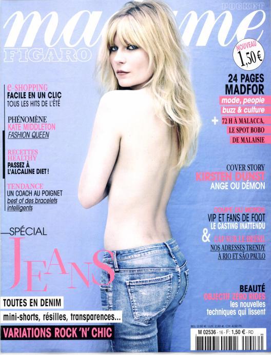 Madame Figaro – 28 Mai 2014