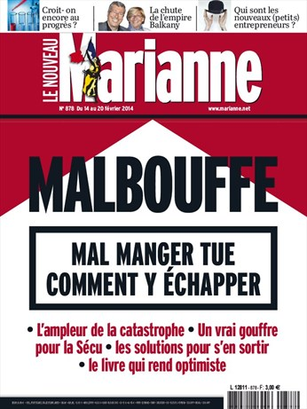 Marianne n°878 – Février 2014