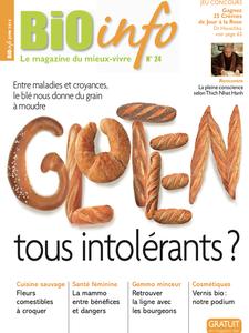 Bio Info – 12 Juin 2014