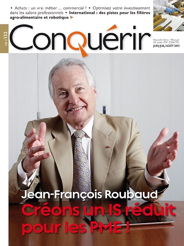 Conquérir n°132 – Juin 2013