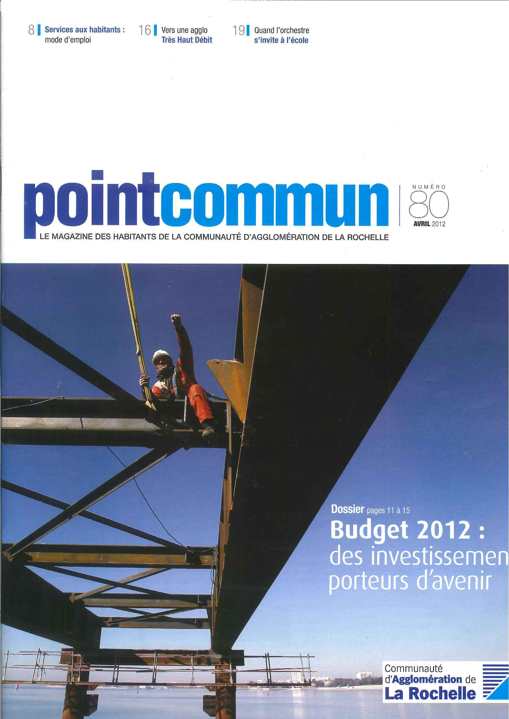 Point commun n°80 – Avril 2012