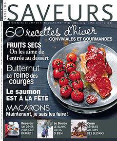 Saveurs n°172 – Décembre 2009