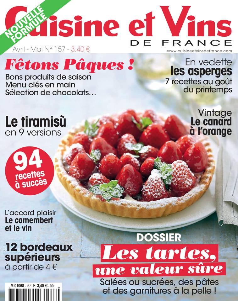 CVF n°157 – Avril 2014