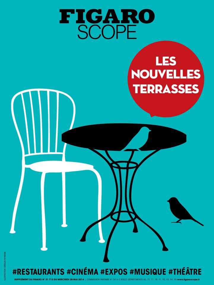 Le Figaroscope – 28 Mai 2014