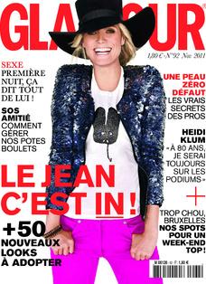 Glamour n°92 – Novembre 2011