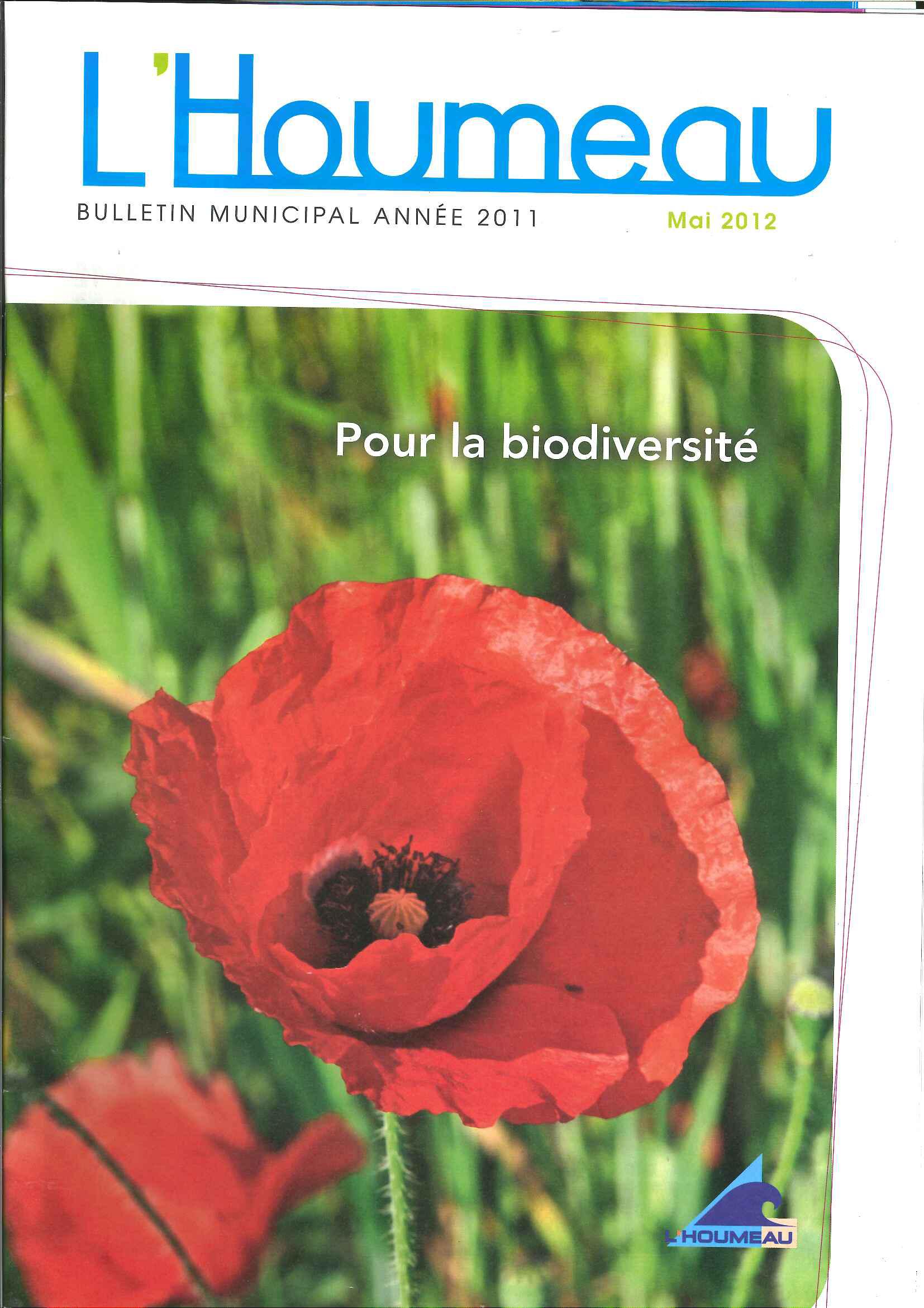 Bulletin Municipal de l'Houmeau 11