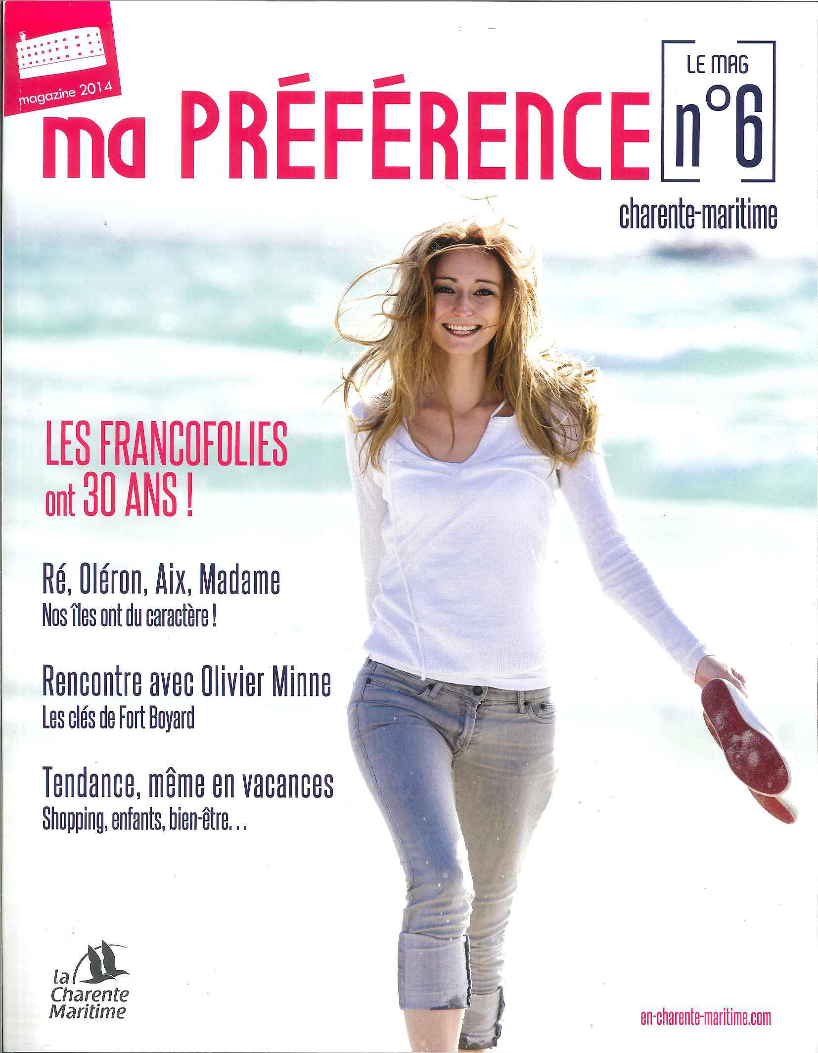 Ma Préférence Magazine n°6 2014