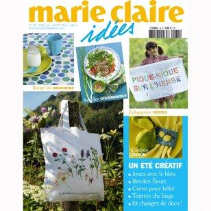 Marie Claire Idées n°85 – Juillet 2011