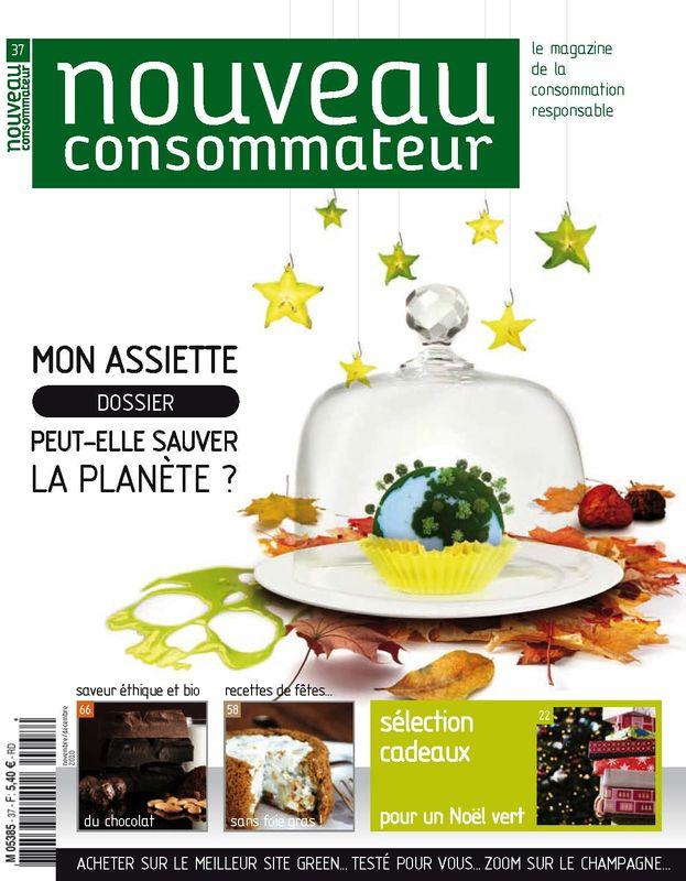 Nouveau Consommateur n°37 – 11/10