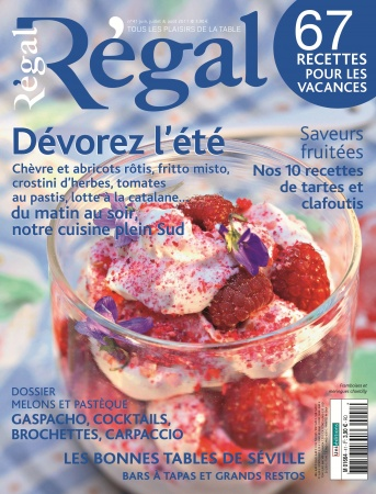 Régal n°41 – Juin 2011