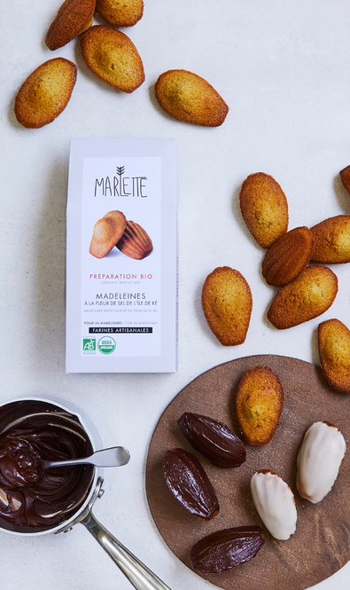 Recipes Madeleines