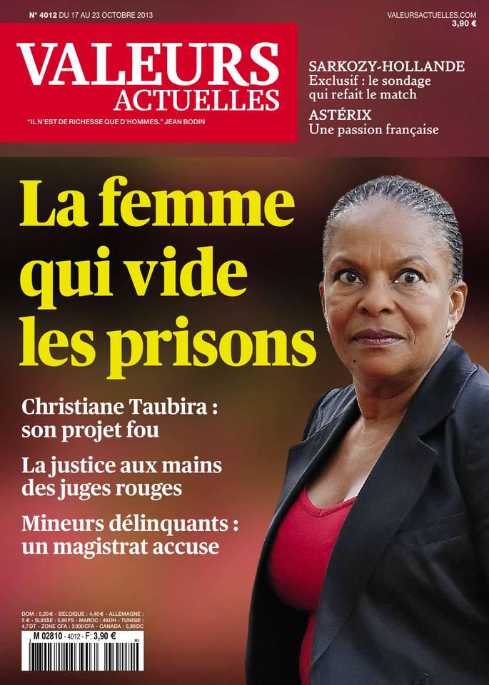 Valeurs Actuelles n°4012 – Oct 13